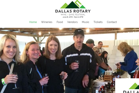 Dallas Rotary Wine and Dine Festival